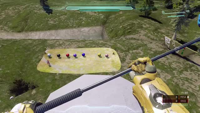Watch Golf in Halo 5 GIF by @misacorp on Gfycat. Discover more golf, halo5 GIFs on Gfycat