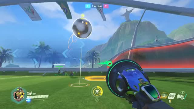 Watch and share Lucio Ball GIFs and Overwatch GIFs on Gfycat