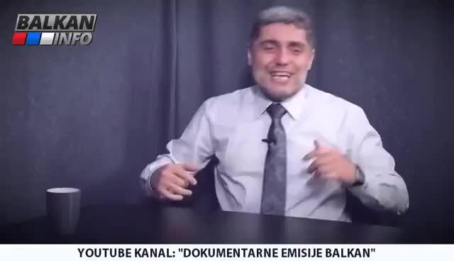 Watch and share BALKAN INFO: Miroljub Petrović - Mladi Luduju Uz Cecu Pijanu U Pola Dva, A U Pola Tri Gorko Plaču! GIFs on Gfycat