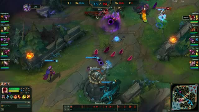 Watch and share LeeSin Insec (8) GIFs on Gfycat