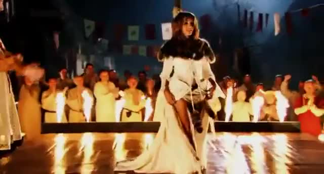 India De Beaufort As Aneka - Kröd Mändoon And The Flaming