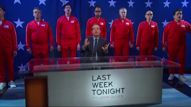 Watch Trump vs. The World: Last Week Tonight with John Oliver (HBO) GIF on Gfycat. Discover more Entertainment, LastWeekTonight, celebs, foreign policy, john oliver, john oliver the world, john oliver trump GIFs on Gfycat