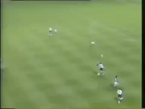 Watch and share MATTHAUS - Pass Vs England, 1991 GIFs on Gfycat