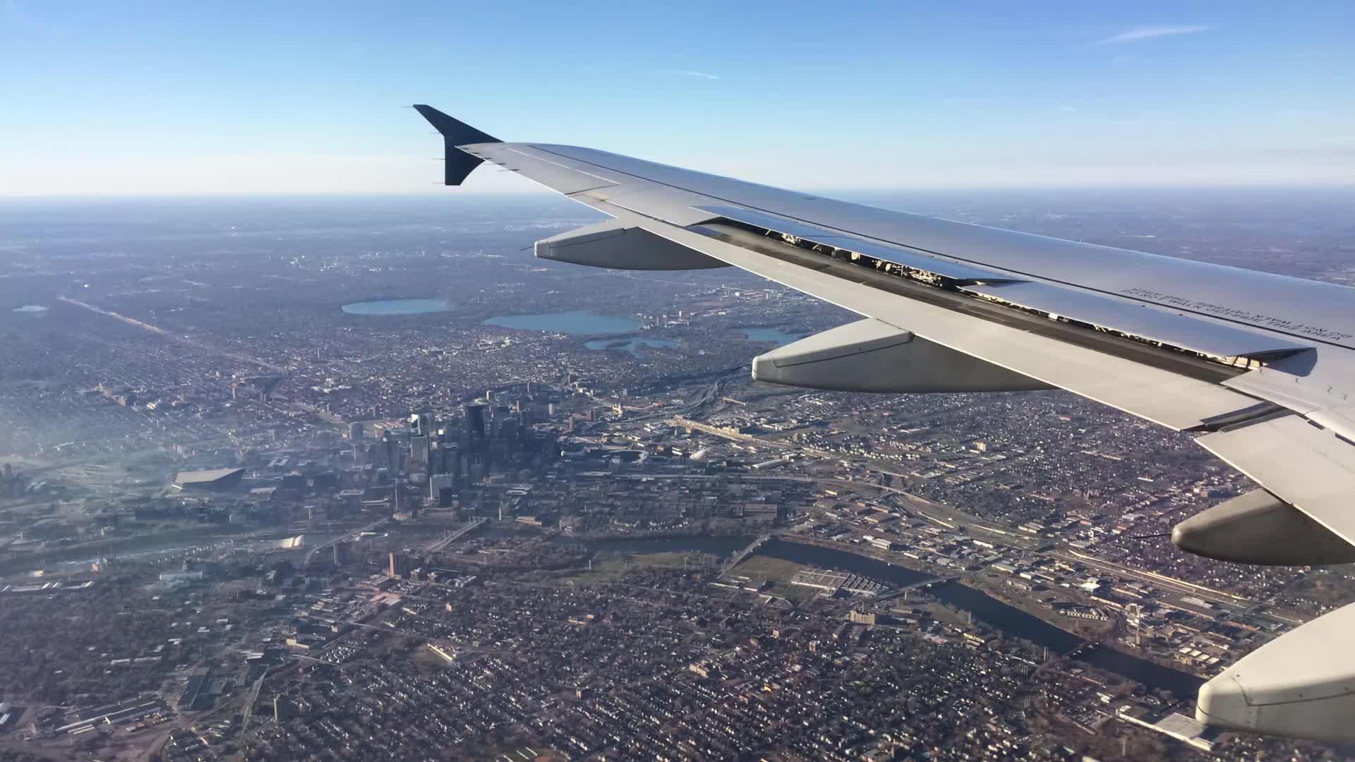 Minneapolis–Saint Paul International Airport Landing GIFs