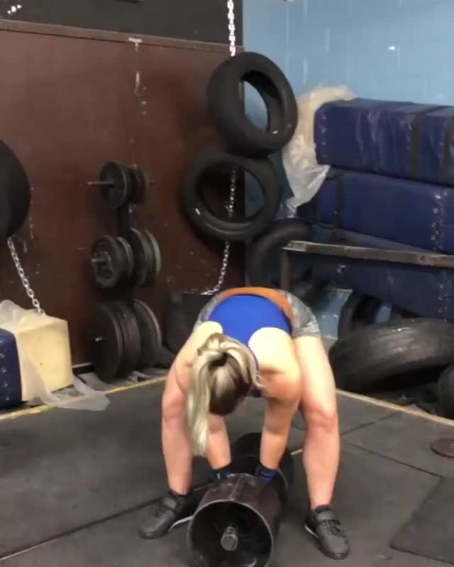 Watch Literally thought I'd dropped it on my head at one point GIF by Megan von Kolnitz (@meganvonkolnitz) on Gfycat. Discover more crossfit, fitness, girl, gym, lifting, sports, sweaty GIFs on Gfycat