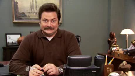 Watch When GIF on Gfycat. Discover more nick offerman GIFs on Gfycat
