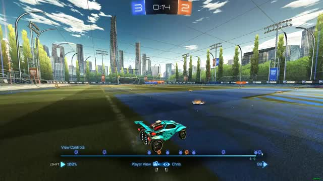 Watch and share Rocket League GIFs by slicerblade on Gfycat