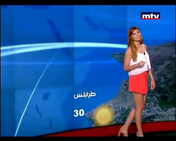 /r/newsbabes, lebanon, newsbabes, Michella Haddad /r/NewsBabes GIFs