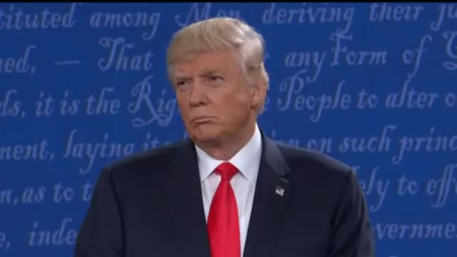Watch this donald trump GIF on Gfycat. Discover more Donald Trump, debates GIFs on Gfycat
