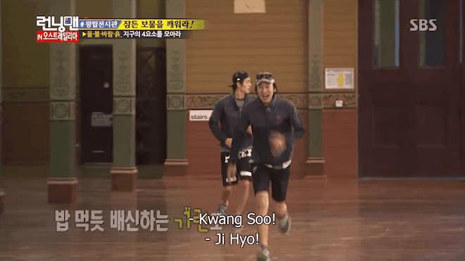 Song  Song kết hôn, fan ship ngay bộ đôi đau khổ Lee Kwang Soo và Song Ji Hyo