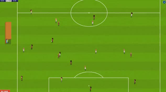 Watch long-cross-header GIF by Pixel Soccer (@rompepkoe) on Gfycat. Discover more PixelSoccer, gaminggifs GIFs on Gfycat