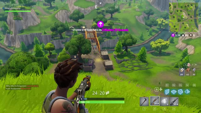 Watch and share Fortnite GIFs and Grenade GIFs by theycallmejuicy on Gfycat
