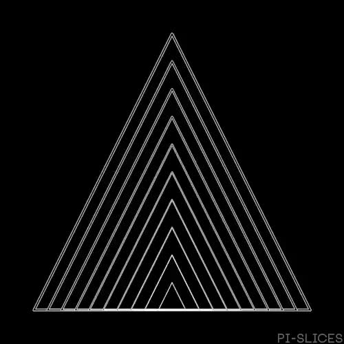 Watch and share Artists On Tumblr GIFs and Layered Triangles GIFs on Gfycat