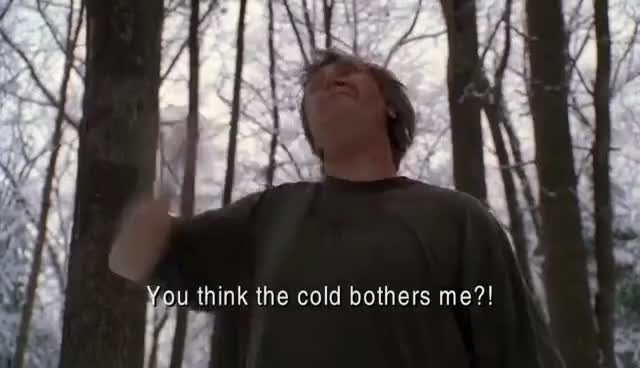 Watch and share Pine Barrens - Chris And Paulie Enter The Woods The Sopranos GIFs on Gfycat