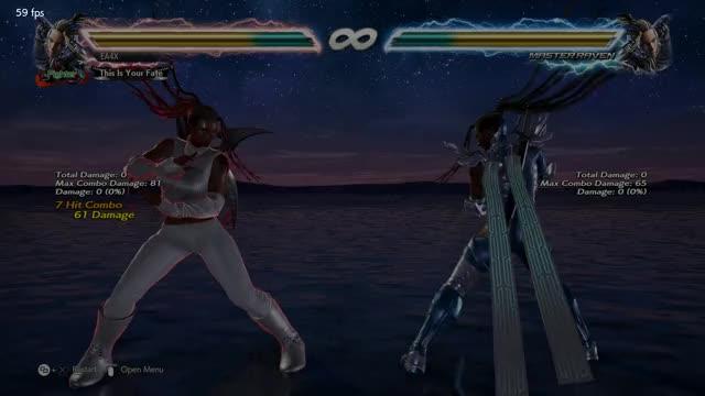 Watch and share Tekken GIFs by eanakba on Gfycat