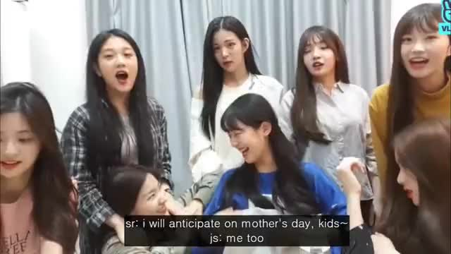 Watch and share Fromis Saerom GIFs by chemo on Gfycat