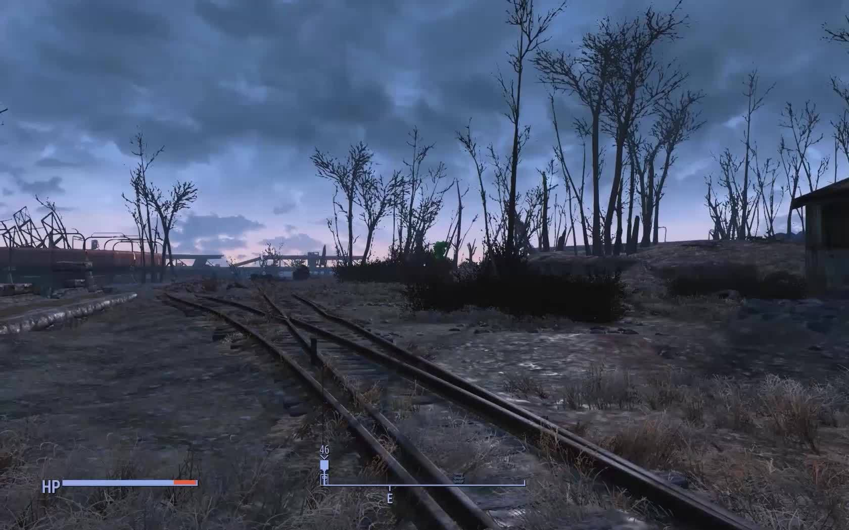 fo4, How to deal with 2 glowing deathclaw at the same time. (reddit) GIFs