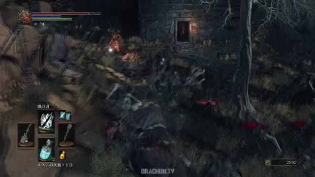 Watch and share Ds3 Dark Sword Spell GIFs by draghun57 on Gfycat