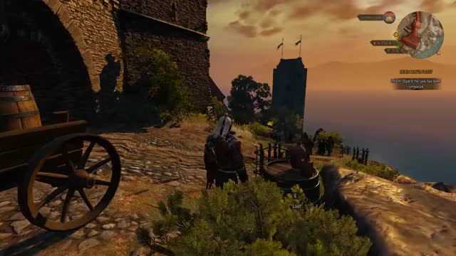 Watch and share The Witcher 3 GIFs and Geralt GIFs by darksideflame on Gfycat