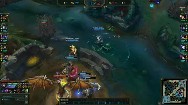 Watch and share Jhin Penta Chan GIFs by hextra66 on Gfycat