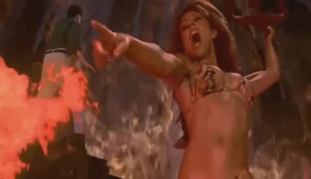 Watch and share Elizabeth Hurley Best Moments From Bedazzled (2000) X3 Slow Motion GIFs on Gfycat