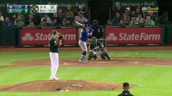 Watch and share Toronto Blue Jays GIFs and Baseball GIFs by jsulliv6 on Gfycat