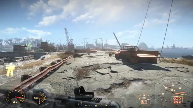 Watch and share Gamephysics GIFs and Fo4 GIFs by ozkiz on Gfycat