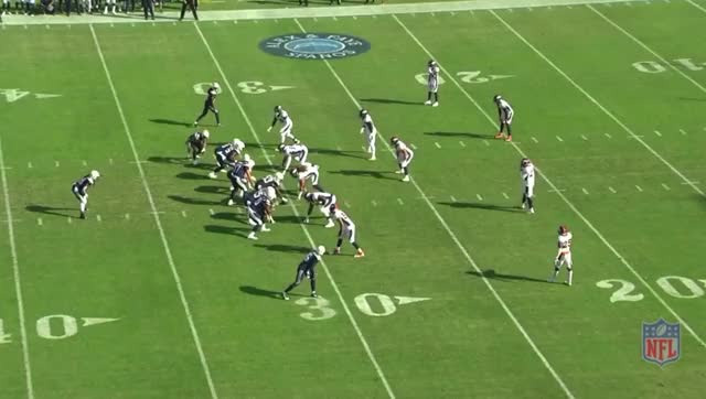 Watch and share ROBY--1st & 10 8:25 (12) Cover 3 Ball Tracking V. Benjamin Double Move GIFs by Matt Weston on Gfycat