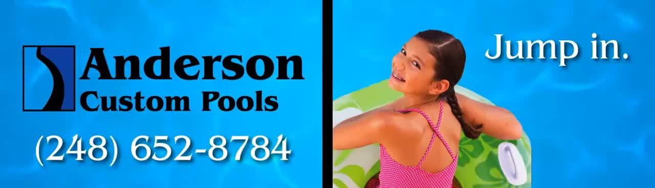 Lake Orion - Anderson Custom Pools GIFs