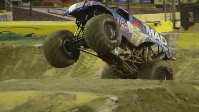 Watch and share Monster Trucks GIFs and Crushing Cars GIFs on Gfycat