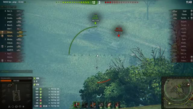 Watch and share Tank Goes Flip Flop   World Of Tanks   EU West GIFs on Gfycat