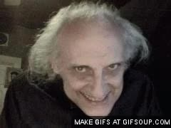 Watch and share Creepy Man GIFs on Gfycat