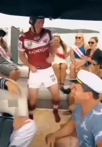 Watch and share Dab GIFs and Nrl GIFs on Gfycat