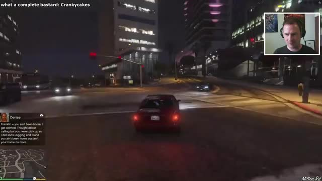 GTA 5 - Rooftop Assault - Story Mode Highlights #9 (reddit)