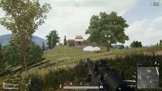 Watch and share Vlc-record-2018-05-01-20h14m12s-PLAYERUNKNOWN GIFs on Gfycat
