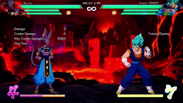 Watch DRAGON BALL FIGHTERZ (609) GIF by @bahptist on Gfycat. Discover more related GIFs on Gfycat