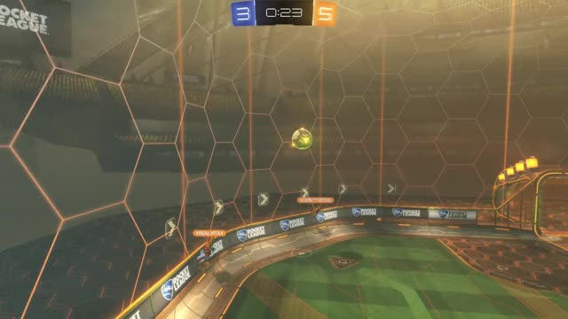 Watch and share Rocket  League GIFs and Own Goal GIFs by bobbitthedog on Gfycat
