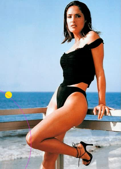 Watch salma hayek OFFmag GIF on Gfycat. Discover more related GIFs on Gfycat