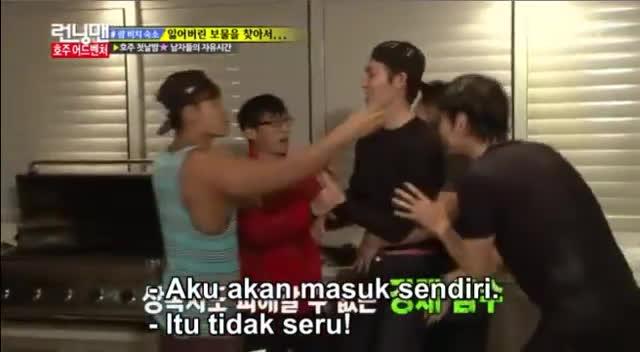Kim Woo Bin ơi, hãy luôn vui vẻ và tràn đầy năng lượng như những khoảnh khắc trong Running Man này nhé! ảnh 22