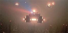 Watch blade runner spinner GIF by @rainstormfilm on Gfycat. Discover more 1982, blade runner, scott, spinner GIFs on Gfycat