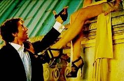 claire phelps, emmanuelle beart, ethan hunt, gif, ilsa faust, jane carter, maggie q, mine, mission: impossible, nyah nordoff-hall, paula patton, rebecca ferguson, thandie newton, tom cruise, zhen lei, inside i'm dancing. GIFs