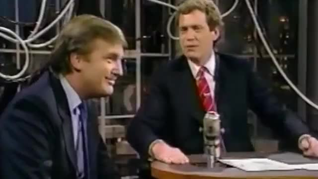 Watch and share David Letterman GIFs and Donald Trump GIFs on Gfycat