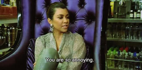 Watch and share Kourtney Kardashian Reaction Gif GIFs on Gfycat