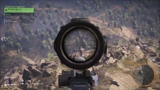 Watch I hit a 773m shot today! Anyone who's beaten this? (reddit) GIF on Gfycat. Discover more GhostRecon GIFs on Gfycat