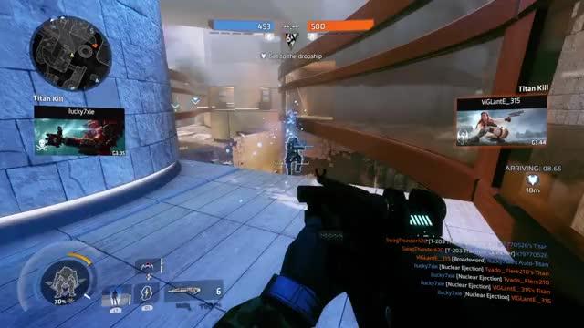 Watch Joust GIF by yaarj (@yaarj001) on Gfycat. Discover more ps4, titanfall 2 GIFs on Gfycat