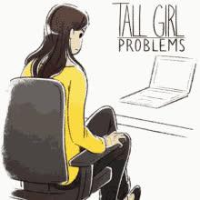 Tall Girl GIFs