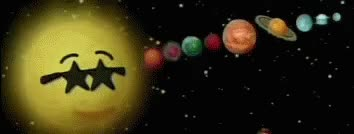 Watch and share Solar System GIFs on Gfycat