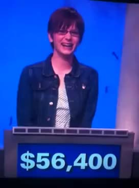 Watch Jeopardy Freakout GIF on Gfycat. Discover more elkhorn, freakout, funny, jeopardy, reddit GIFs on Gfycat