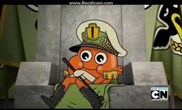 Watch The amazing world of Gumball - Safety Dictator Darwin GIF on Gfycat. Discover more related GIFs on Gfycat