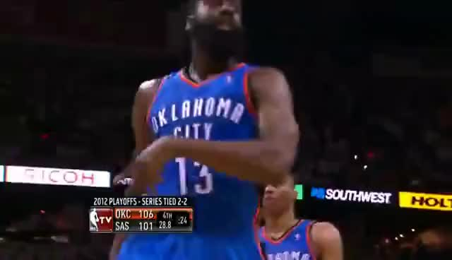Watch and share Thunder GIFs and Harden GIFs on Gfycat